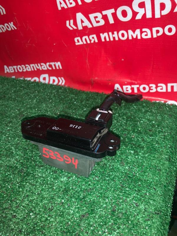 Реостат печки Mazda Axela BL5FP ZY-VE 2012 HB180C513 / 2116