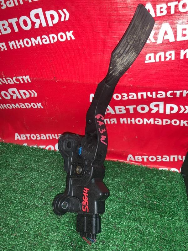 Педаль газа Mitsubishi Asx GA3W 4B10 03.2011 1600A101