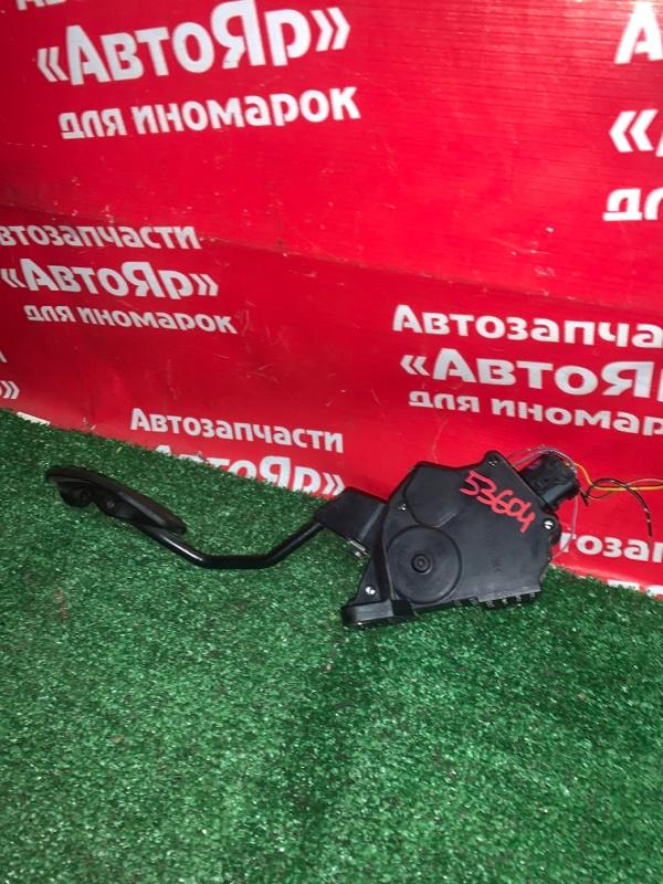 Педаль газа Toyota Corolla Fielder ZRE144G 2ZR-FE 08.2007 78110-12020