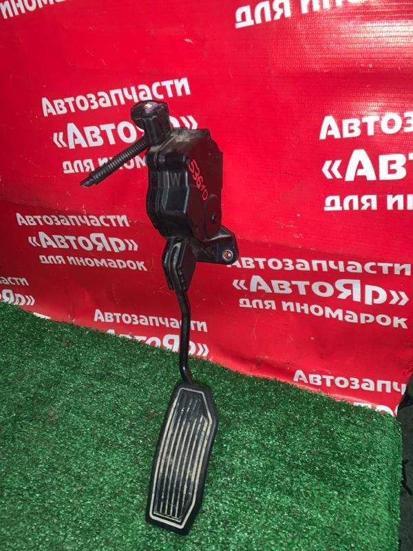 Педаль газа Toyota Prius ZVW30 2ZR-FXE 04.2009 78110-12040