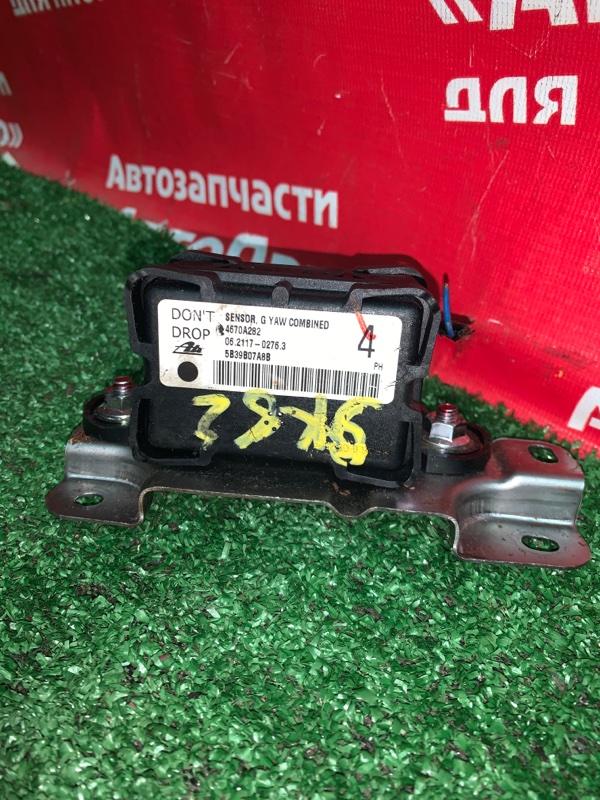 Датчик ускорения Mazda Bongo SK82V F8 11.2008 4670A282