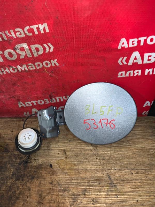 Лючок топливного бака Mazda Axela BL5FP ZY-VE 2012