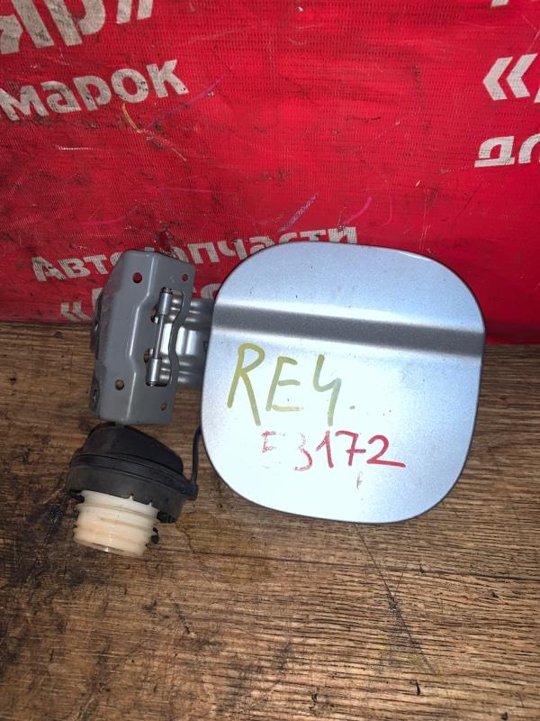 Лючок топливного бака Honda Cr-V RE4 K24A 2009 с крышкой