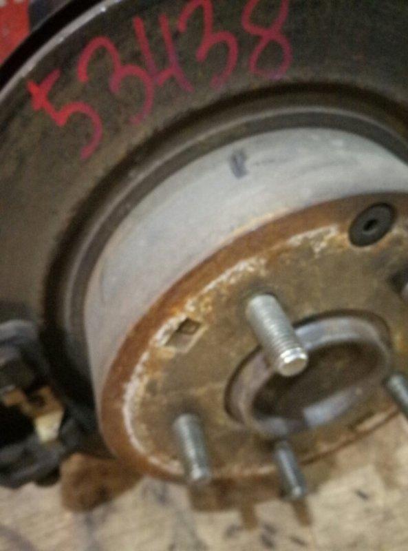 Тормозные колодки Mitsubishi Asx GA3W 4B10 03.2011 заднее Стояночного тормоза с механизмом,