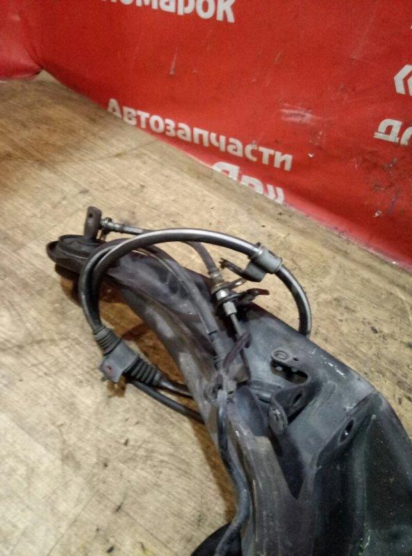 Тросик ручника Mitsubishi Lancer X CX4A 4B11 12.2008 задний левый
