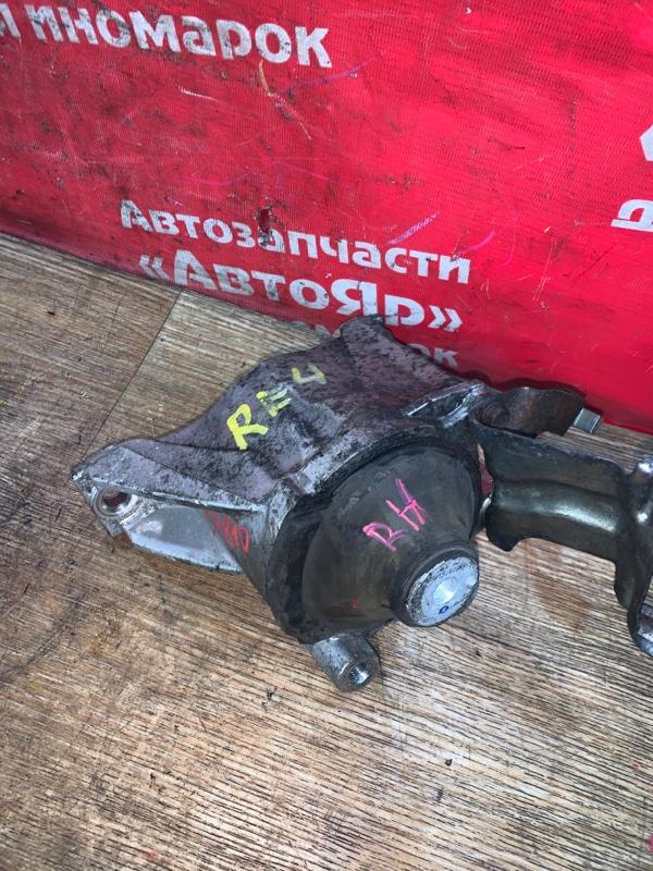 Подушка двигателя Honda Cr-V RE4 K24A 2009 правая гелиевая с кронштейном