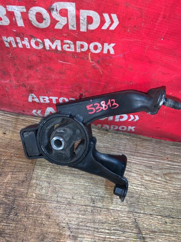 Подушка двигателя Toyota Premio NZT240 1NZ-FE 04.2005 задняя