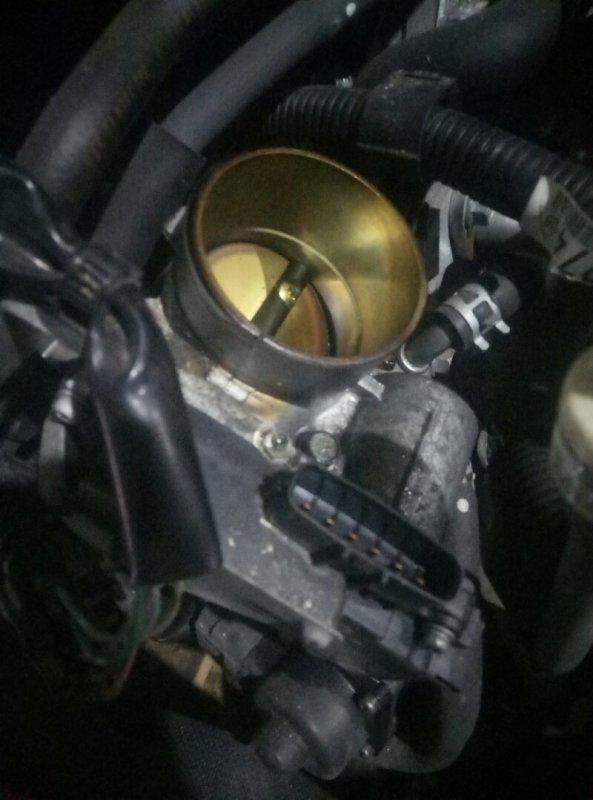 Заслонка дроссельная Mitsubishi Asx GA3W 4B10 03.2011 1450A101