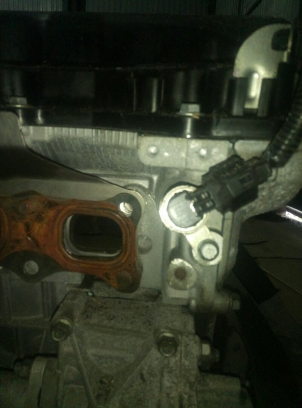 Клапан vvti Mitsubishi Asx GA3W 4B10 03.2011 1028A109