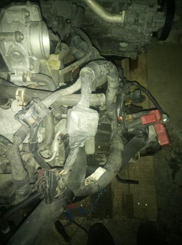 Коса двс Nissan Nv200 VM20 HR16DE 04.2012 под МКПП, 2wd