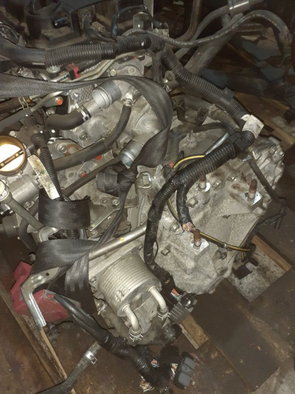 Акпп Mitsubishi Lancer X CX3A 4B10 03.2010 F1CJA