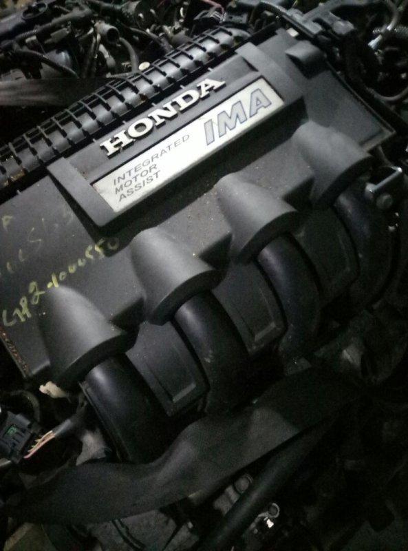 Коллектор впускной Honda Fit Shuttle GP2 LDA 2011