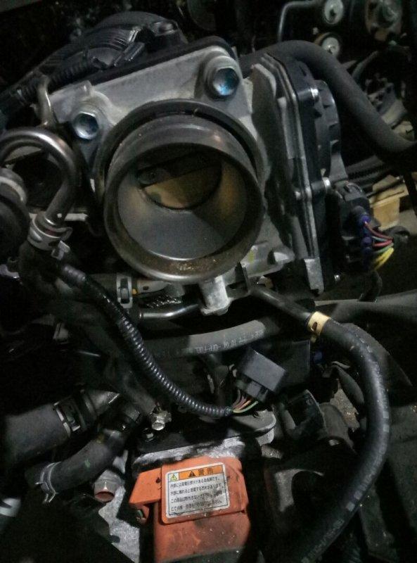 Заслонка дроссельная Honda Fit Shuttle GP2 LDA 2011