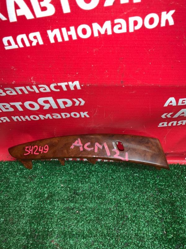 Накладка пластиковая в салон Toyota Ipsum ACM21W 2AZ-FE 2006.12 правая 55414-44050
