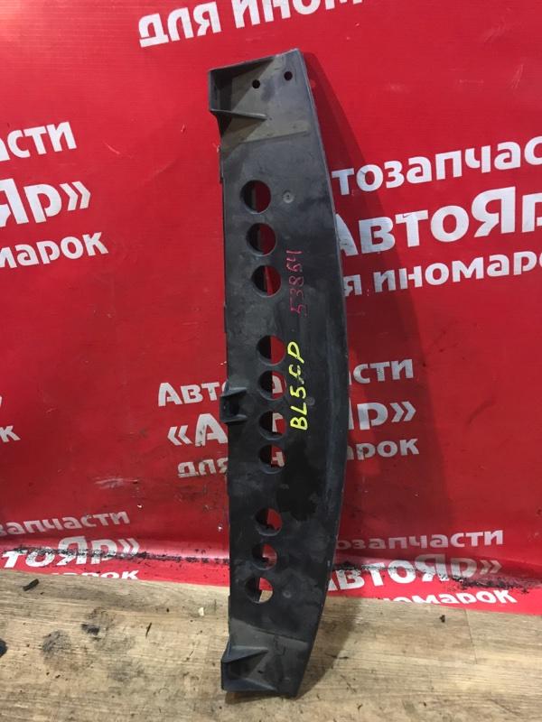 Защита двигателя Mazda Axela BL5FP ZY-VE 2012 передняя под бампер