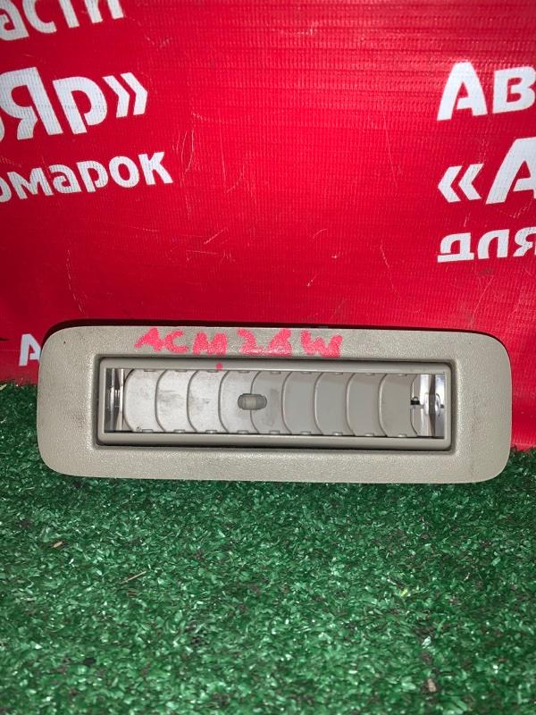 Дефлектор воздушный Toyota Ipsum ACM26W 2AZ-FE 2005.06 63640-44010
