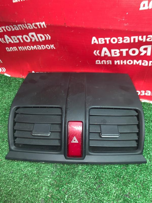 Дефлектор воздушный Honda Cr-V RE4 K24A 2009 77610-SWA-A0 центральный