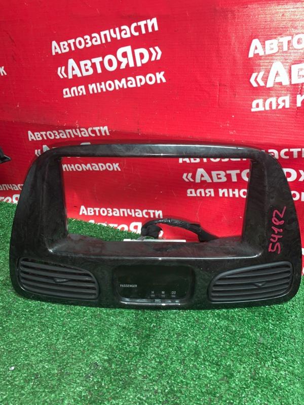 Рамка магнитофона Toyota Liteace Noah SR50G 3S-FE 03.2000 554405-28220