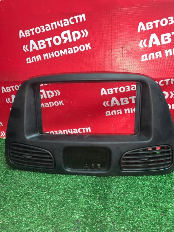 Рамка магнитофона Toyota Liteace Noah KR42V 7K-E 01.2002 55405-28220