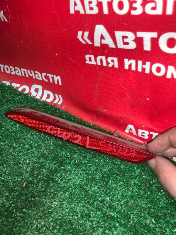 Катафот в бампер Honda Accord CU2 K24A 2008 задний левый 93-17009