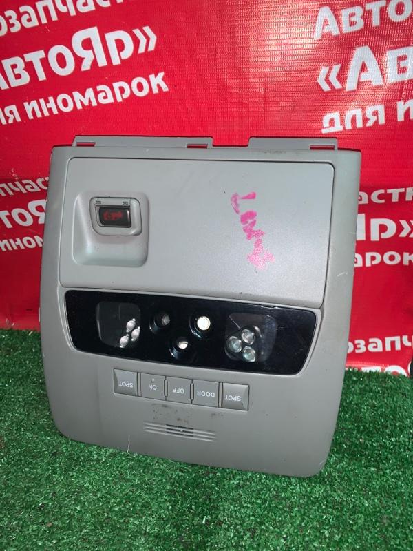 Плафон салона Lexus Gs350 GRS191 2GR-FSE 2006.05 1D111-034G, 1D153-008G