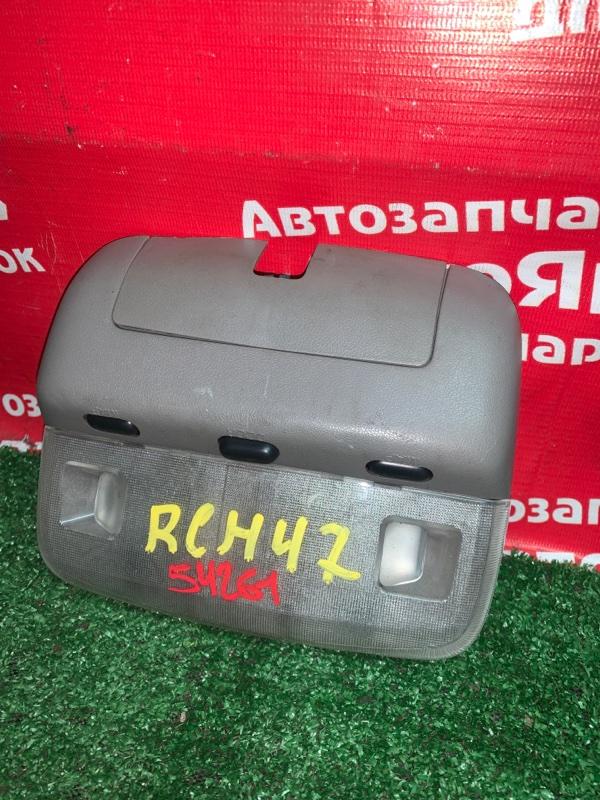 Плафон салона Toyota Regius RCH47W 3RZ-FE 10.1999 водительский