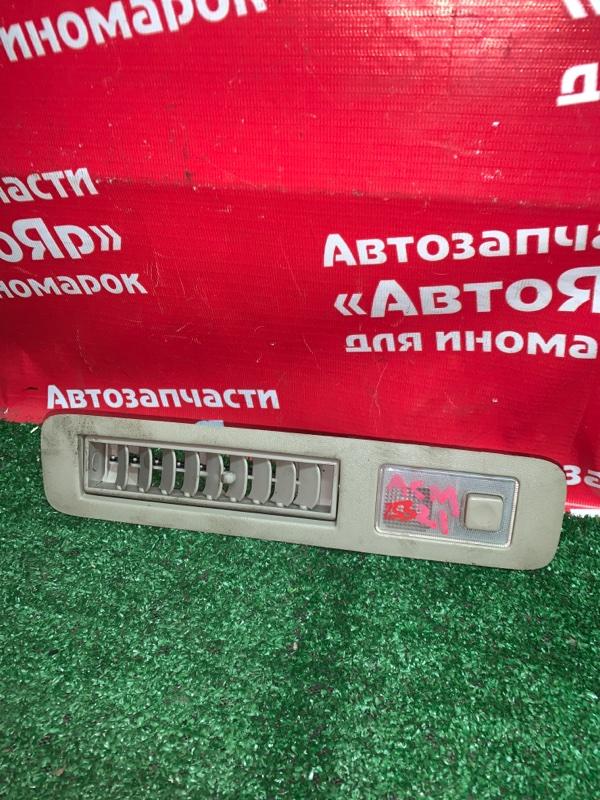 Плафон салона Toyota Ipsum ACM21W 2AZ-FE 2006.12 с дефлектором