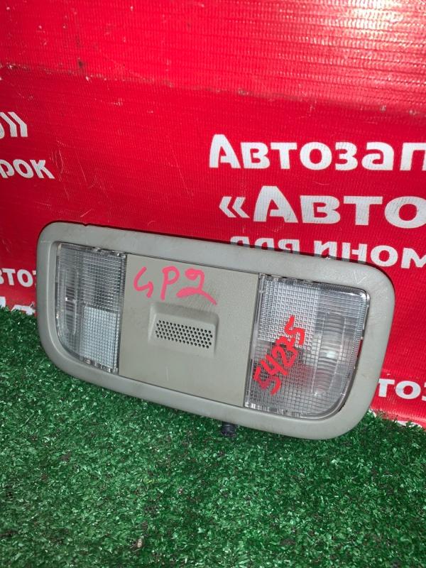 Плафон салона Honda Fit Shuttle GP2 LDA 2011 Дефект цоколя лампочки.