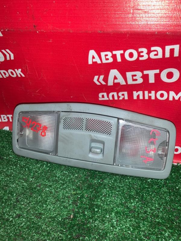 Плафон салона Mitsubishi Lancer X CX3A 4B10 03.2010 водительский