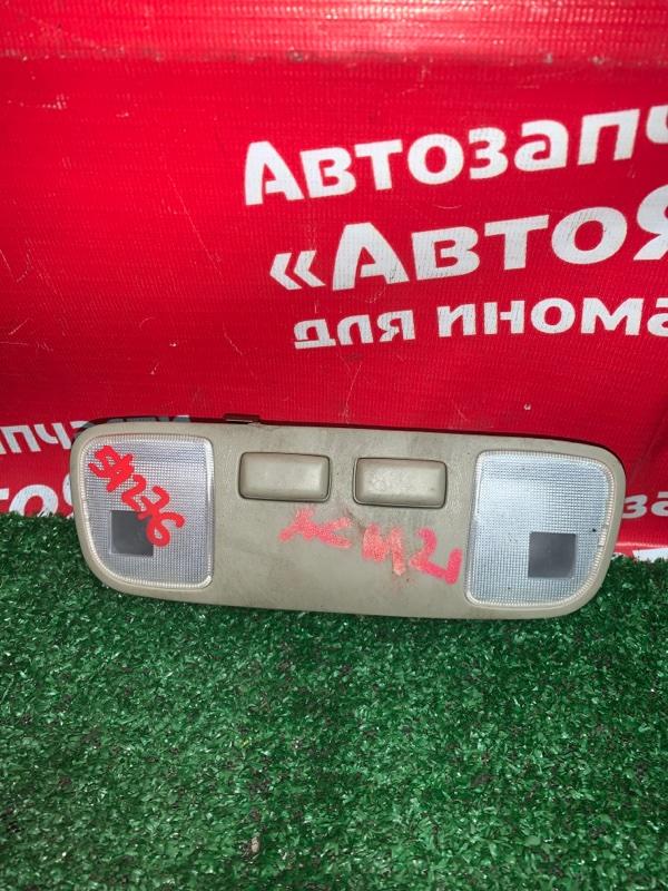 Плафон салона Toyota Ipsum ACM21W 2AZ-FE 2006.12