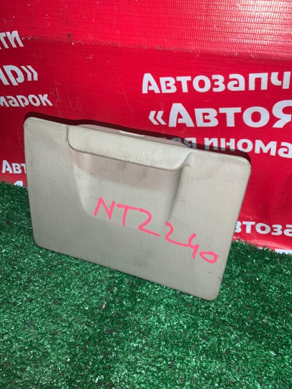 Рамка магнитофона Toyota Premio NZT240 1NZ-FE 04.2005 55441-20200 кармашек