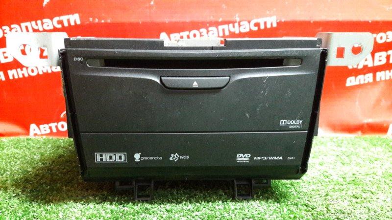 Магнитола Honda Accord CU2 K24A 2008 39540-TL6-J011-M1