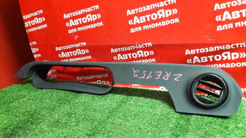 Накладка пластиковая в салон Toyota Corolla Rumion ZRE152N 2ZR-FE 01.2008 55410-12A60