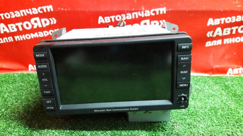 Магнитола Mitsubishi Asx GA3W 4B10 03.2011 8750A224