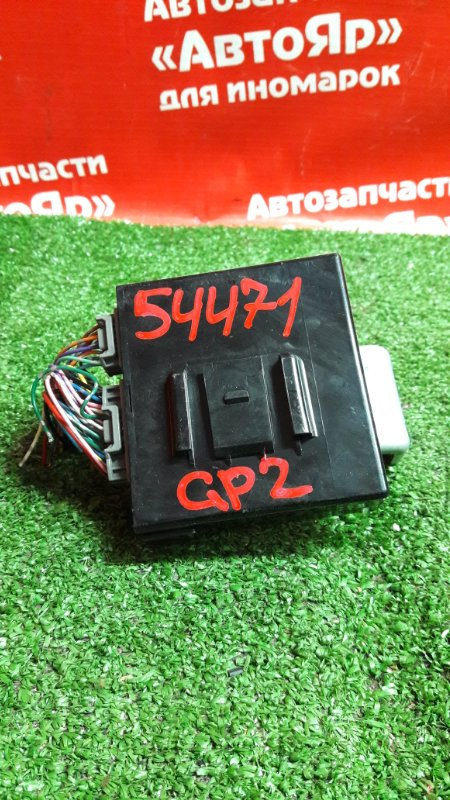 Блок управления Honda Fit Shuttle GP2 LDA 2011 38320-TF7-J01