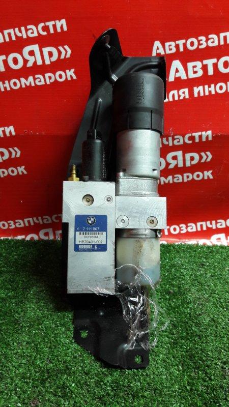 Амортизатор багажника Bmw 525I E61 M54B25 08.2004 7111867, Насос подъема крышки багажника