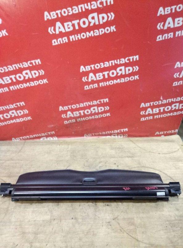 Шторка багажника Bmw 525I E61 M54B25 08.2004