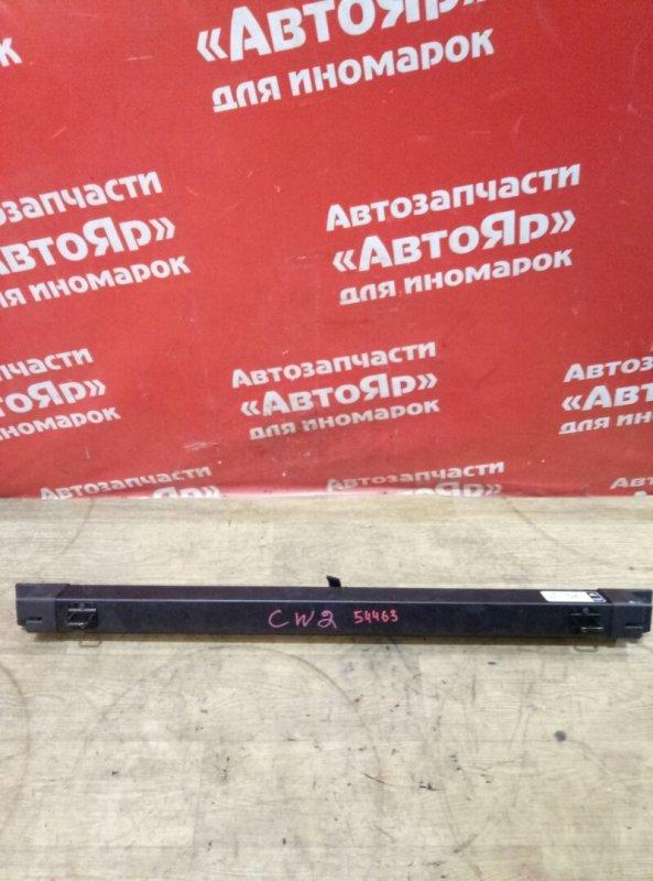 Шторка багажника Honda Accord CU2 K24A 2008