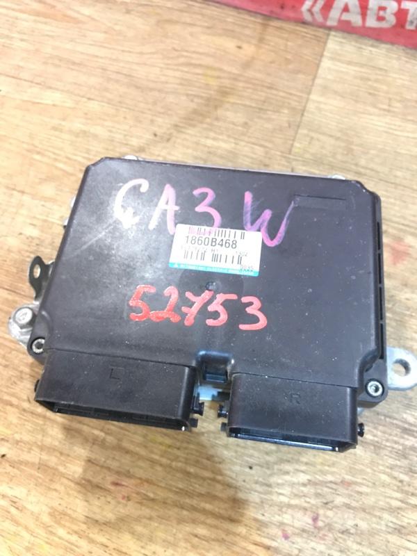 Блок управления efi Mitsubishi Asx GA3W 4B10 03.2011 1860B468