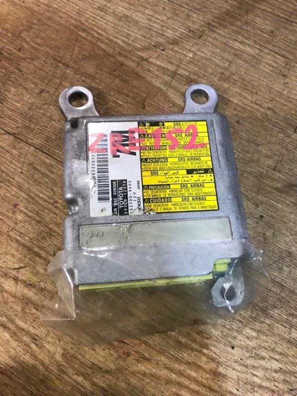 Блок управления airbag Toyota Corolla Rumion ZRE152N 2ZR-FE 01.2008 89170-12570