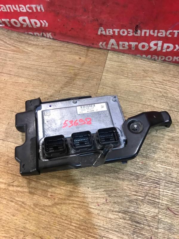 Блок управления efi Honda Fit Shuttle GP2 LDA 2011 37820-R8K-J74