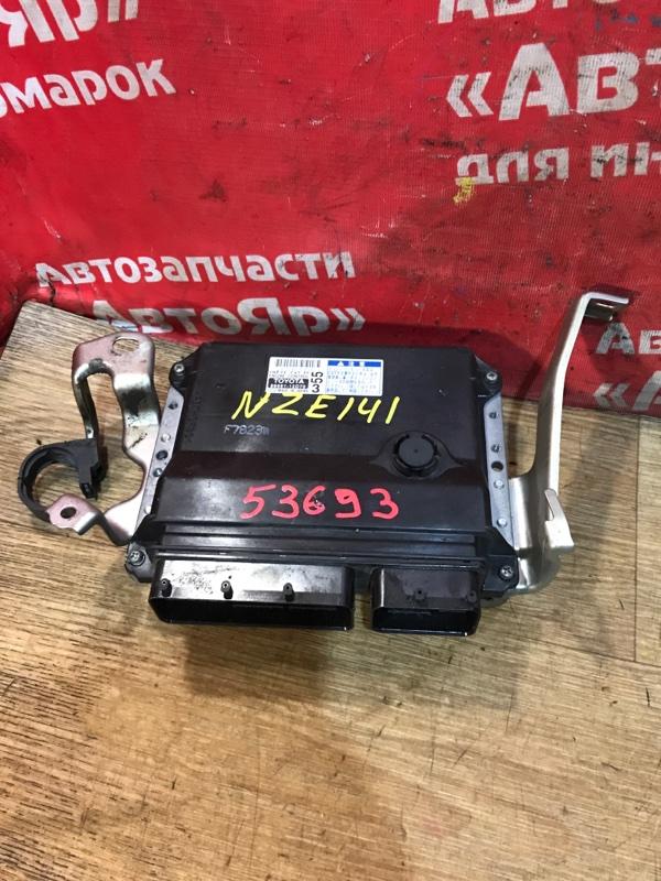 Блок управления efi Toyota Corolla Fielder NZE141G 1NZ-FE 02.2007 89661-12D70