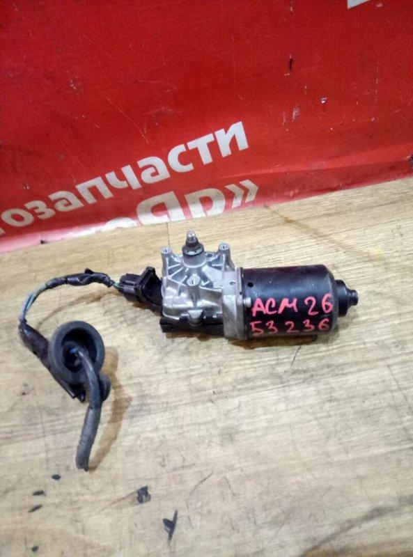 Механизм дворников Toyota Ipsum ACM26W 2AZ-FE 2005.06 85110-44080