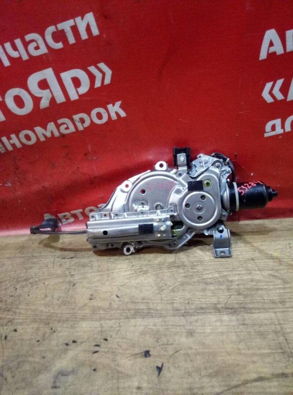 Механизм дворников Toyota Harrier GSU35W 2GR-FE 06.2006 задний
