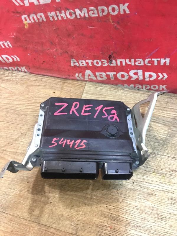 Блок управления efi Toyota Corolla Rumion ZRE152N 2ZR-FE 01.2008 89661-12F40