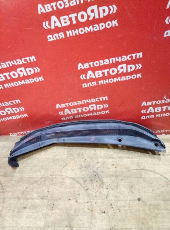 Жабо Honda Fit Shuttle GP2 LDA 2011 нет уголков