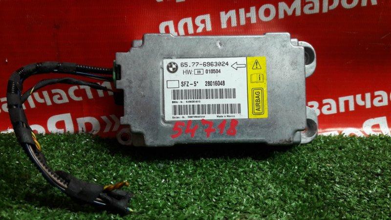 Блок управления airbag Bmw 525I E60 N52B25A 04.2005 65.77-6963024