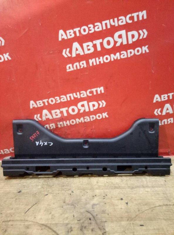 Обшивка багажника Mitsubishi Lancer X CX4A 4B11 12.2008 7646A110