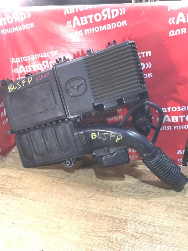 Блок управления efi Mazda Axela BL5FP ZY-VE 2012 279721-5610