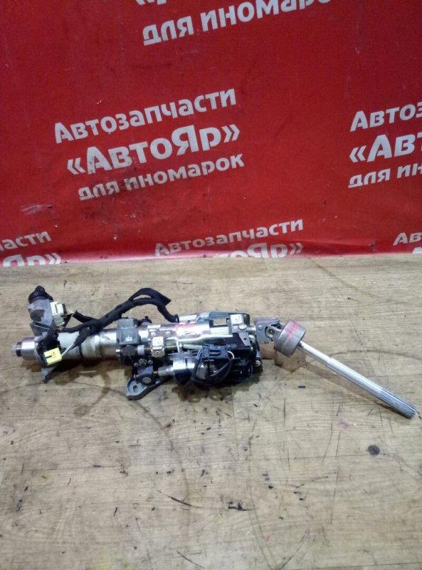 Рулевая колонка Bmw 525I E60 N52B25A 04.2005 с электроприводом + замок (1ключ) + карданчик